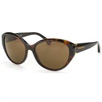Óculos De Sol Feminino Modelo Tartaruga Emporio Armani