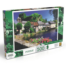 Quebra-cabeça Puzzle Grow 500 Peças Recanto Francês