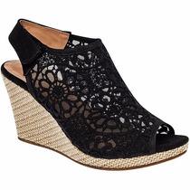 Zapato Nena Lhoka 15011 Negro Tacon 8 Oi