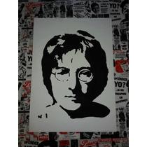 Cuadros Stencils - Músicos, Famosos, Artistas, Personajes.