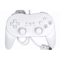 Controle Classic Pro Joystick Wii Menor Preço Do Mercadolive