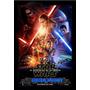Poster De Cine Star Wars Episodio 7 Despertar De La Fuerza V