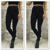 Pantalon Laycra Tiro Alto