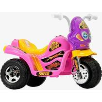 Triciclo Elétrico Para Meninas De 2 A 5 A