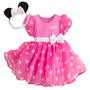 Vestido Minnie Bebé Original Disney Store