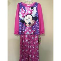 Pijama Blusa Pantalón Disney Minnie Talla 5 Envio Gratis