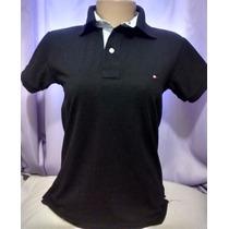 Camisa Polo Tommy Feminina Envio Imediato