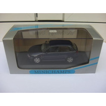 Audi A3 2 Portas 1997 A 2008 1:43 Minichamps