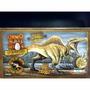 Dinosaurios Maqueta Para Armar Mdf Autoadhesivas Spinosaurio