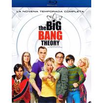 La Teoria Del Big Bang Theory Novena Temporada 9 Blu-ray
