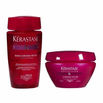 Kerastase Reflection Chroma Riche - Sh. 250ml+ Mascara 200g