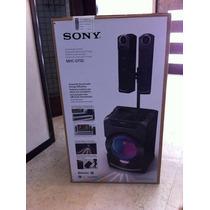 Mini Componente Sony