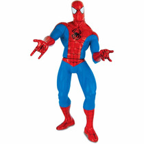Boneco Articulado Homem Aranha Spider Man Gigante 55cm Mimo