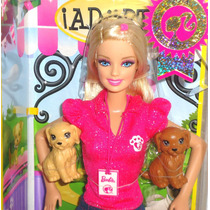 Juguetibox: Barbie Quiero Ser Protectora De Perritos