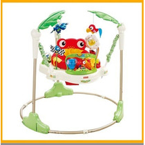Fisher Price Jumperoo / Rainforest / Gimnasio Para Bebés.