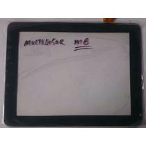 Touch Screen Tablet Multilaser M8 Preto - Envio Já!