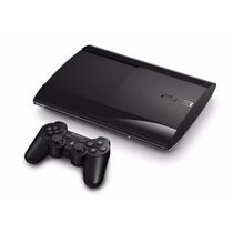 Sony Playstation 3 Ps3 500gb Ultra Slim Joystick Dual Shock