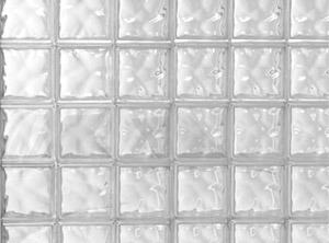 ladrillo de vidrio 19x19x8cmchecos - Ladrillos De Vidrio