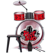 Bateria Musical P/niños Faydi First Band