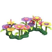 Green Toys Build-a-ramo Floral Playset Arreglo