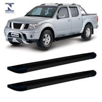 Estribo Plataforma Preto Acessorio Bepo Nissan Frontier Bepo