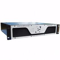 Amplificador Etelj 4000 Wts 2 0hms Solução Para Seu P.a.!