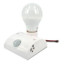 Soquete Bivolt E27 Sensor Proximidade Pir