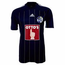 Jersey Fc Luzern Suiza Local Temporada 2011-2013 Adidas