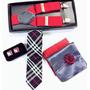 Set Suspensor+corbata+cubreboton Collera+pañuelo+pin Flower<br><strong class='ch-price reputation-tooltip-price'>$ 24.000</strong>