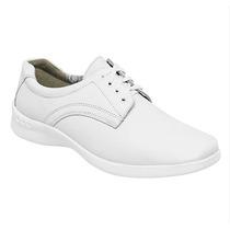 Zapatos Flexi 48304bl De Piel Para Dama Médico Enfermera