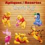 Aplique / Recorte - Ursinho Pooh
