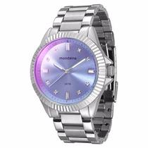 Relógio Mondaine Feminino 76496l0mvne3 Original Loja Fisica