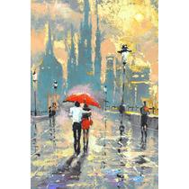 You And Me - Cuadros, Pinturas De Dmitry Spirosbush