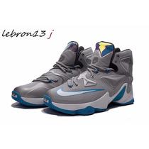 Botines Zapatillas Nike Air Jordan Lebron 13 Baket Deporte