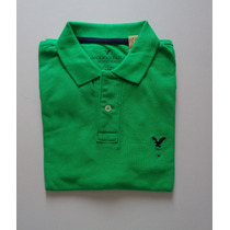 Camisa Tipo Polo American Eagle. 100% Original.