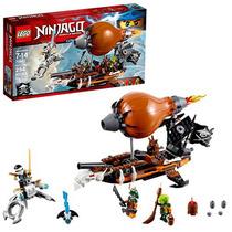 Lego Ninjago 70603 Raid Zeppelin Modelo 2016 Original Y Nuev