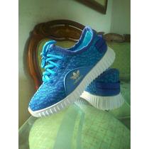 Zapatos Adidas Yezzy Para Niños A La Moda