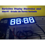 Raríssimo Display Electrolux Azul Mec41 Tirado De Forno