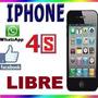 Celular Iphone 4s Regalos Promocion $ 1690 Envio Gratis