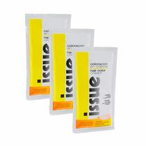 Issue 3d Gloss Colorpack Tintura 7.73 Rubio Chocolate X 3u