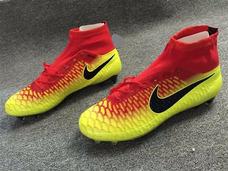 Chuteira Nike Botinha Mercurial Superfly Fg Pronta Entrega. 6 cores. R  399  ... b72b7aaedc3c8