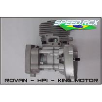 Motor 30.5cc Rovan C/ 4 Prisioneiro Baja Rovan Km Hpi 1/5