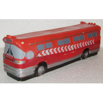 Viejo Camion Alcancia Autobus Dina Olimpico Cristobal Colon