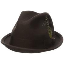 Sombrero Brixton Negro Mediana