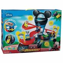 La Casa De Mickey Mouse Pista De Carreras Raceway Motors