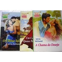 Pacote/lote Com 3 Romances - Julia Florzinha