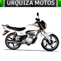 Moto Mondial Rd 150h 150 H Calle Rx Cg 0km Urquiza Motos