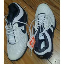 Zapatillas Nike De Tennis,nuevas Us9