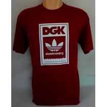 Camiseta Dgk,grizzly,diamond,adidas,palace Nike Huf Dc Shoes
