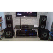 Home Theaters Sony Muteki 6.2 Con Blue Ray Sony 3d